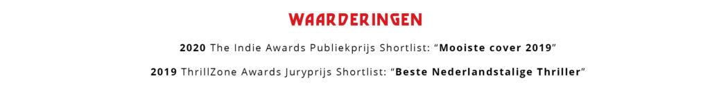 Prijzen Nominaties Marleen Hartog