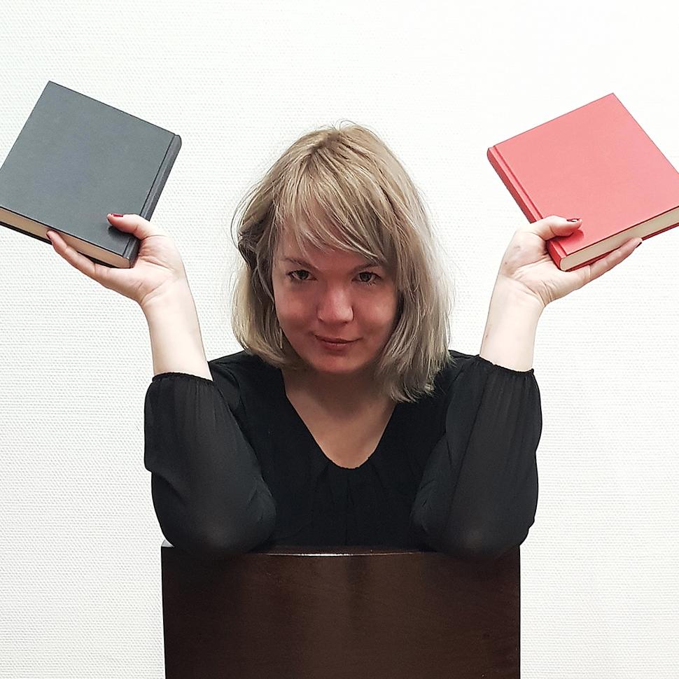 Marleen Hartog Thrillerschrijfster