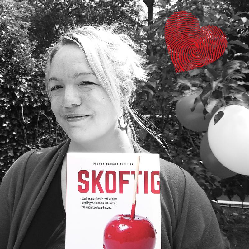 thrillerschrijfster marleen hartog skoftig eerste jaar schrijven auteur