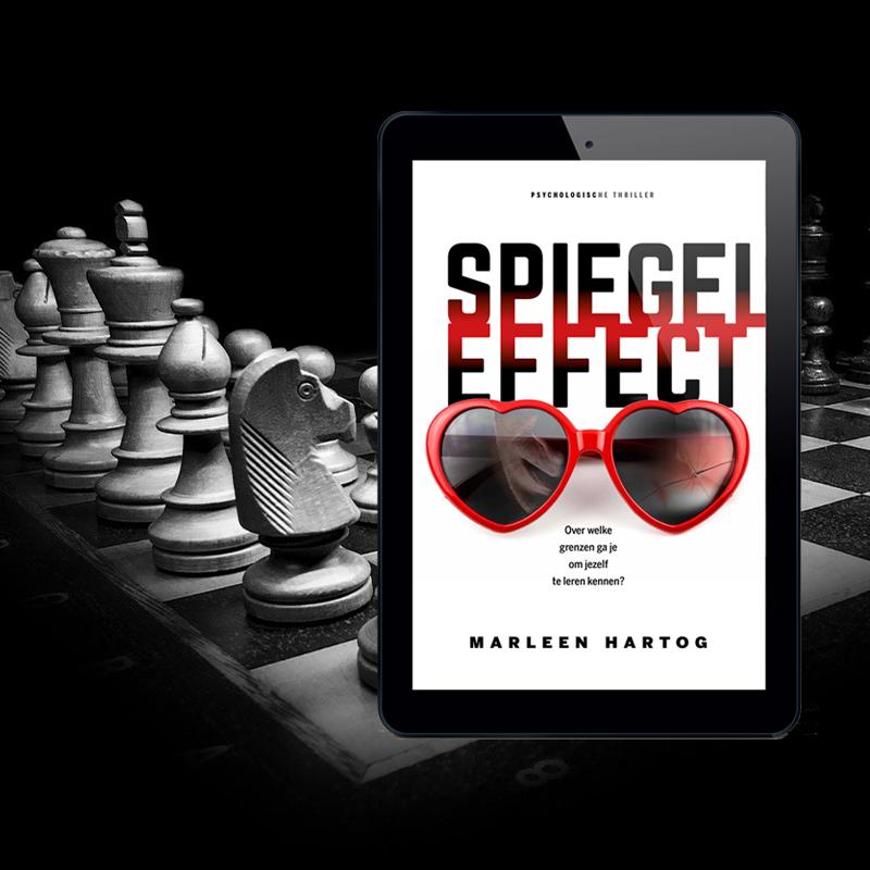 The Queen's Gambit Spiegeleffect thriller 13 overeenkomsten Marleen Hartog